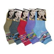 Детские махровые носки S-2264