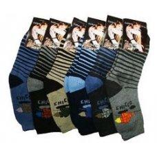 Детские махровые носки S-2166