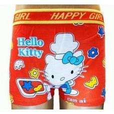 """Трусики шорты, для девочек """"Hello Kitty """""""