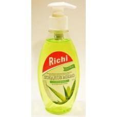 """Жидкое мыло """"Richi"""" АлоэВера 330мл"""