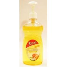 """Жидкое мыло """"Richi"""" Персик 500мл"""