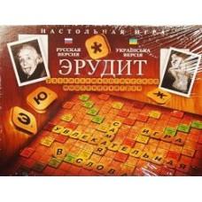 """Настольная игра """" Эрудит """""""
