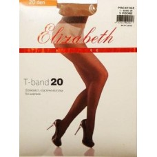 Колготы Elizabeth Prestige 20 den Т-band
