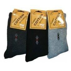 """Мужские носки, махра """" Cotton """""""