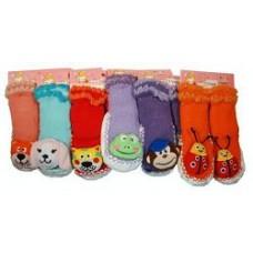 """Детские носки-тапочки """"Baby"""""""