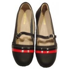 "Туфли "" Zojas Shoes "" А-803 Black штучно"
