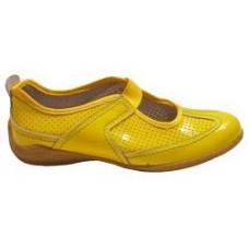 """Кросовки летние """" Zojas Shoes """" А-579/1 Yellow оптом"""