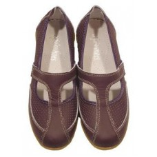 "Мокасины летние "" Zojas Shoes "" А-2928/8 Purple штучно"