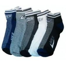 "Низкие мужские носки, сетка "" Nike "", бамбук"